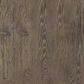 Плинтус доска серого винтажного дуба 1399