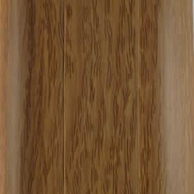Плинтус пластиковый с кабель-каналом Дуб Темный 217