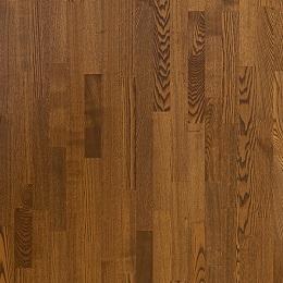Polarwood Ясень Виски темно-коричневый матовый 3 пол.