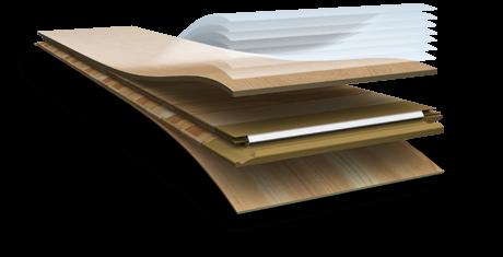 Что такое композитная древесина лиственных пород?