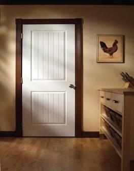 Как подобрать двери и пол по цвету