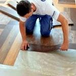 Клеевые виниловые покрытия