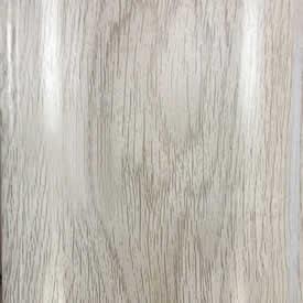 Плинтус пластиковый с кабель-каналом Дуб серый 214