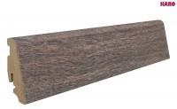 Плинтус для ламината Дуб Канзас Loft 4V