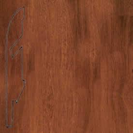 Плинтус Мербау отборный 996