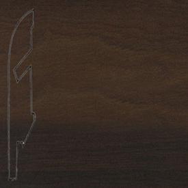 Плинтус Мореный дуб 1540