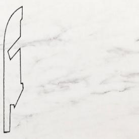 Плинтус Мраморная плитка 1400