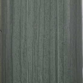 Плинтус пластиковый с кабель-каналом Зеленый 027