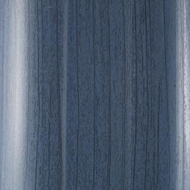 Плинтус пластиковый с кабель-каналом Синий 024