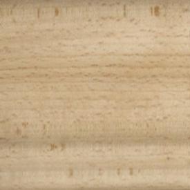 Плинтус из массива бука галтель лодочка