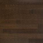 Паркет Карелия однополосный 188 мм Дуб Dark Chocolate