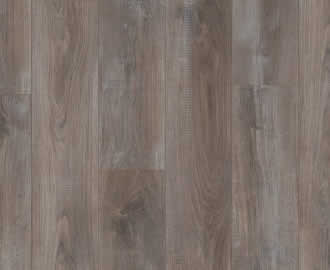 Pergo Living Expression Classic Plank 4V Natural Variation L0308-01811 Дуб Темно-Серый Меленый, Планка