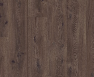 Pergo Public Extreme Long Plank 4VL0123-01754 Дуб Шоколадный, Планка