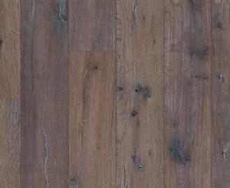 Pergo Public Extreme Long Plank 4VL0123-01759 Реставрированный Темный Дуб, Планка