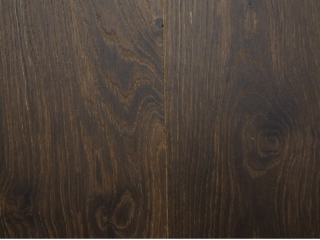 Timberwise Однополосная Дуб Dark Дымчатый брашированный 185 мм